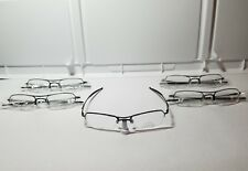 "Oakley RX Glasses Hollowpoint 2.0"" New "" Polished Black/50-19 Size"