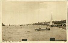 Chalkwell Bay Westcliff-on-Sea Rowing Boat  QW.37