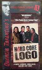 hard core logo vhs quentin tarantino s rolling thunder vhs 21730 new 5070