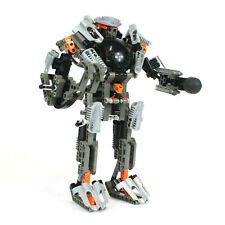 Lego Bionicle Warriors Exo Toa 8557 Retired 2002 100% Complete with Manual Rare