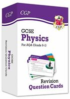 New 9-1 GCSE Physics AQA Revision Question Cards CGP GCSE Physics 9-1 Revision