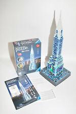 Ravensburger 3d puzzle Chrysler Building New York Night Edition 216 piezas de LED