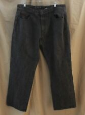 Rocawear Classic Fit, W42, Black Denim Jeans