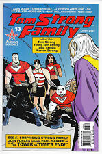 America's Best Comics - Tom Strong Family - #13 July 2001
