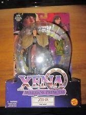 Toybiz Xena Conqueror Nations Debt Action Figure Warrior Princess w Free ship!