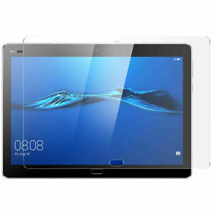 Huawei MediaPad M3 Lite 10 Glas Displayschutzfolie abgerundete Ecken