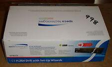 Speco D16CS1TB 16-Channel H.264 DVR with Digital Deterrent, 1TB