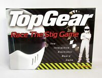 Top Gear Race The Stig Game Interactive Electronic Board Game - Complete