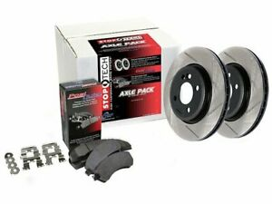 For 2005-2010 Chevrolet Cobalt Brake Pad and Rotor Kit Front Centric 42926XJ