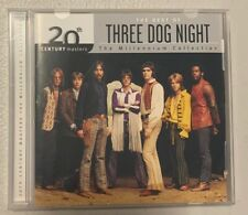 The Best Of Three Dog Night: 20TH CENTURY MASTERS THE MILLENIUM COLLECTION CD