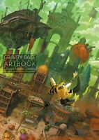 Artbook Gravity Rush Series Official from Japan New F/S