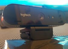 Logitech Brio Stream Webcam, Ultra HD 4K Streaming Edition, Only Used Twice