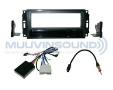 Radio Stereo Installation Dash Kit Combo Single DIN + Interface + Antenna D40