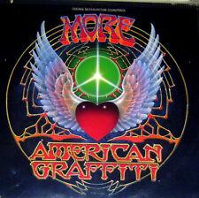 ORIGINAL SOUNDTRACK MORE AMERICAN GRAFFITI - MCA RECORDS DOUBLE LP