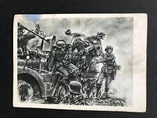 Feldpostkarte - Künstlerkarte - 2.WK - Wehrmacht