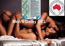 NEW LIBIDO SEX AROUSAL GEL LONGER ERECTION DELAY EJACULATION DURING SEX