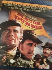 Major Dundee (Blu Ray Region Free) Charlton Heston FAST SHIPPING