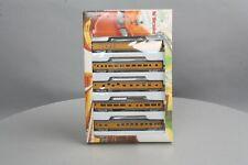 Con-Cor 0001-004004 N Scale Union Pacific 5-Car Passenger Set/Box