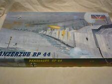 Armagoddon un made plastic kit of a Panzerzug BP.44 Rail gun,  boxed,