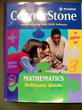 Cornerstone Award-Winning Basic Skills Software Guide Mathematics (1996, Pbk)