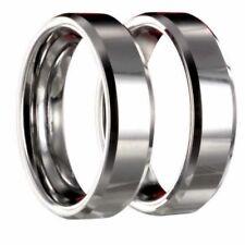 2 Wolfram Tungsten Verlobungsringe Trauringe Eheringe + gratis Innengravur 24130