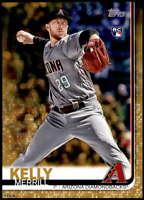 Merrill Kelly 2019 Topps Update 5x7 Gold #US240 RC /10 Diamondbacks