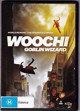 Woochi Goblin Wizard - DVD (Region 4)