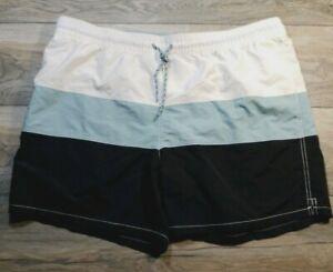 Goodfellow Co XL Board Shorts Swim Trunks Size Surf Hawaiian Sand