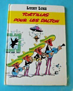 Lucky Luke Tortillas pour les Dalton 1994