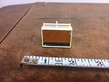 Rare Vintage Barbie Mid Century Transistor Radio Accessory 50s 60s