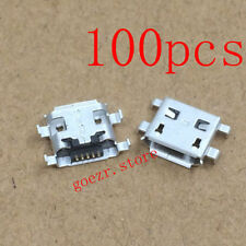 100 X Micro B USB Charging Charging Data Sync Port Connector For Coolpad 3700A