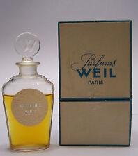 Vintage Original Antilope parfum extrait by Weil in box ~ perfume ~ 1/2 fl oz