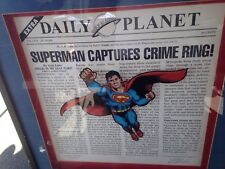 Superman;Daily Planet