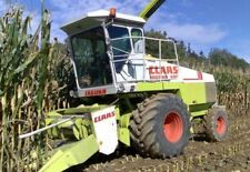 Claas Jaguar 600 Series Workshop / Service, Operators & Parts Manual