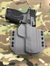 Battleship Gray Kydex Holster for M&P 2.0c Compact