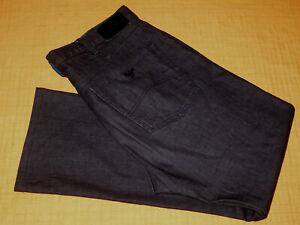 ARMANI, Designer-Jeans, Modell J 31, W36/L30, regular fit, anthrazit, NEUZUSTAND