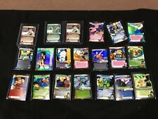 DragonBall-Z Lot 60+ Rares/Foils plus Over 275+ Commons