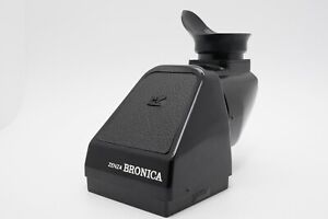 [EXC+5] Zenza Bronica Rotary Viewfinder Prism Finder For ETR Series From Japan