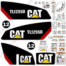Caterpillar Tl1255d Telescopic Forklift Decal Kit Equipment Decals Tl 1255d
