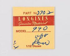 Longines Genuine Material Part #3702 Shock Springs for Cal. 990