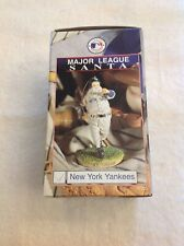 a4191952c2610 Brand  New York Yankees. 1994 Major League Santa Ornament N.Y. Yankees NIB