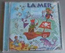 JEAN HUMENRY (CD) LA MER CAP'TAIN MORUCK OU LE DERNIER DES PIRATES NEUF SCELLE