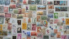 1000 Different Argentina Stamp Collection - PICTORIALS & COMMEMORATIVES