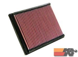 K&N Replacement Air Filter For RENAULT LAGUNA II CDI 33-2237