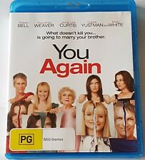 You Again Blu-ray, 2011 Like New (#BRD00090)