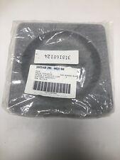 Genuine 318168124 Frigidaire Range Drip Pan Burner Large Black Set Of 4 Lot