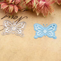 butterfly Metal Cutting Dies Stencil Scrapbooking Paper Card Embossing CraftHQ