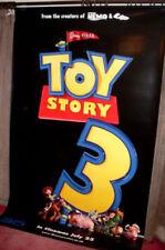 Cinema Banner: TOY STORY 3 2010 (Advance) Tom Hanks
