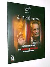 Dvd ERRI DE LUCA Di là dal vetro – Andrea Di Bari  NUOVO 2011 Isa Danieli