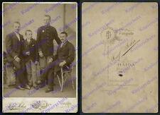 or. Foto K.u.K Gefreiter Deutschmeister Uniform Orden Böhmen Haida Nový Bor 1895